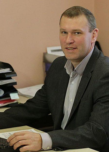 Сергей Баичкин
