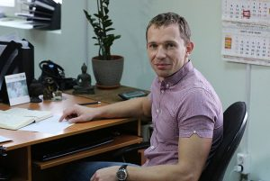 Андрей Могильницкий - ХимИндустрия