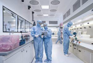 BASF открывает инновационный исследовательский центр
