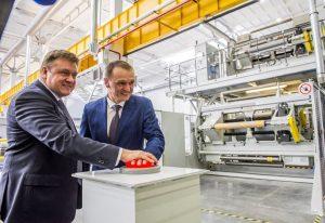 ТЕХНОНИКОЛЬ запустила завод в Рязани