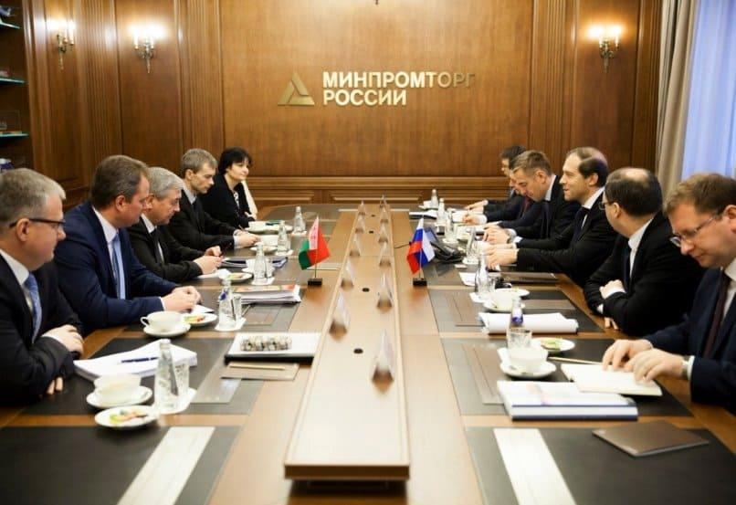 Минпромторг определил ответственного за техрегламент ЕАЭС
