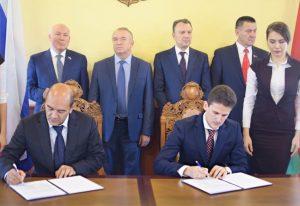 Поставки в Россию продукции белорусской нефтехимии