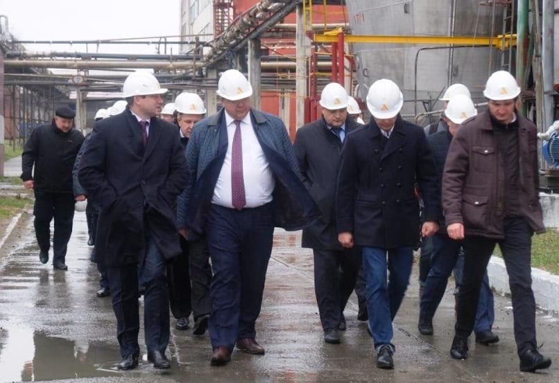 Завод ГМЗ в Лермонтове увеличит производство сульфата калия