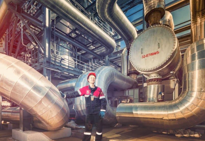 ЛУКОЙЛ строит производство полипропилена в Нижегородской области