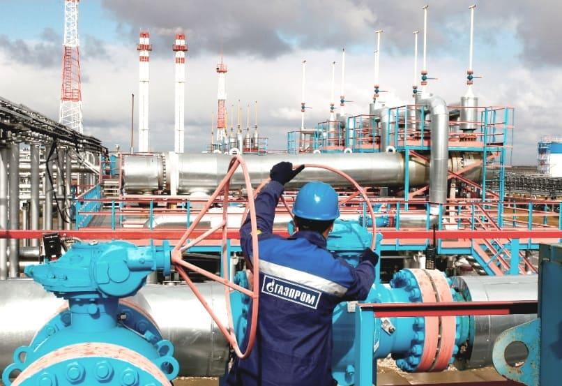 Газпром заработал на собственных акциях