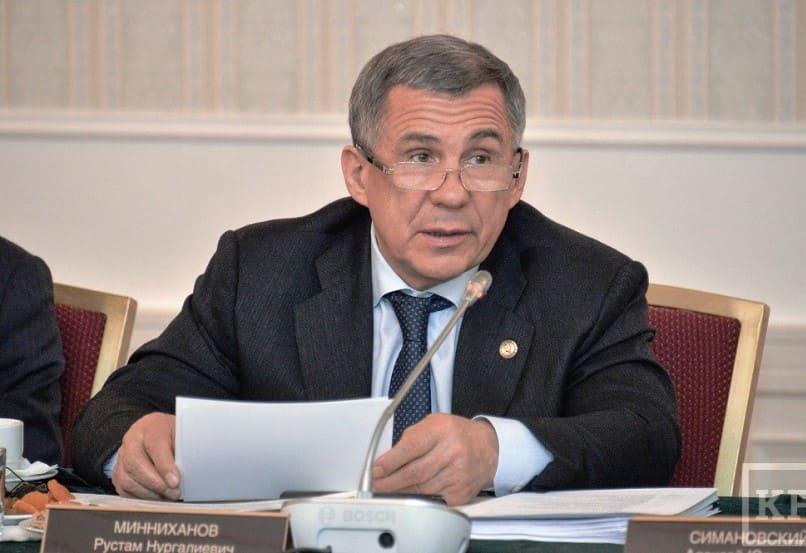 Производство нефтепродуктов в Татарстане в 2019 г.
