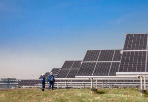 «Газпром нефть» начала производить солнечную электроэнергию