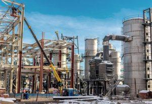 """""""Щекиноазот"""" реализует ряд инфраструктурных проектов"""