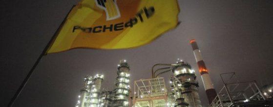 Российская компания Роснефть - лидер по объему выручки