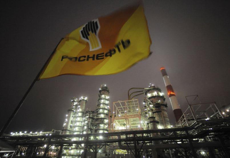 Российская компания Роснефть – лидер по объему выручки