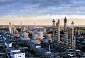 Анализ производства этилена в России в 2019 г.