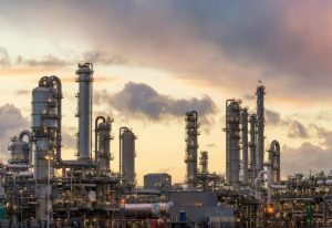 Производство химических продуктов в 2019 году