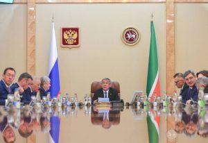Новый проект развития химической отрасли в Татарстане