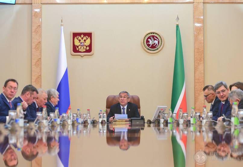 Новое развитие химической отрасли в Татарстане