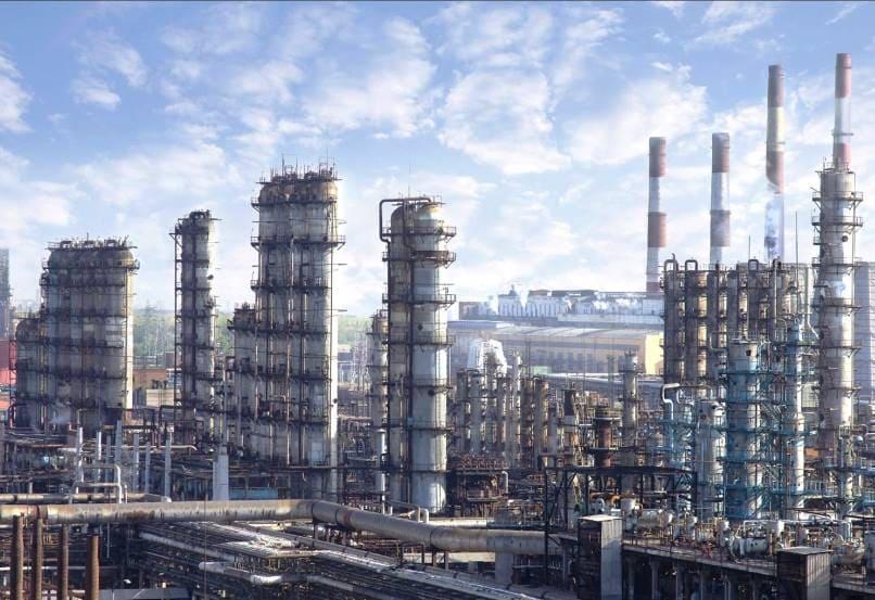 Химическое производство в России 1 кв. 2020 года