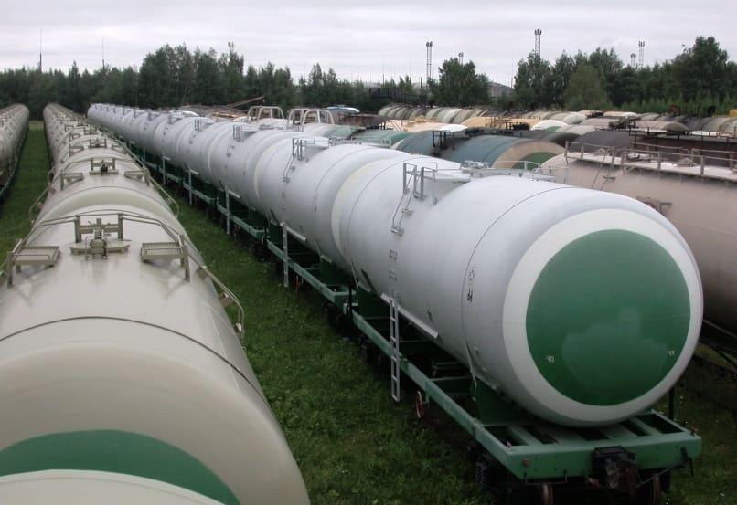 Сокращение экспорта МТБЭ из России за апрель 2020 г.