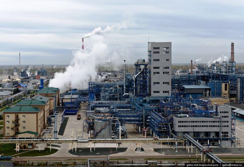 Казаньоргсинтез снизил продажи на 18,5% за 1 кв. 2020 г.