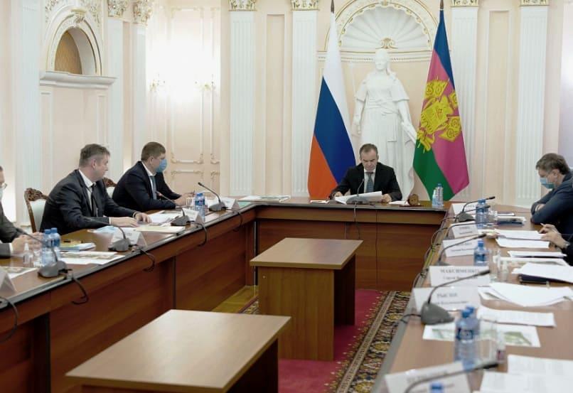 Крупные инвестиционные соглашения на Кубани в 2020 г.