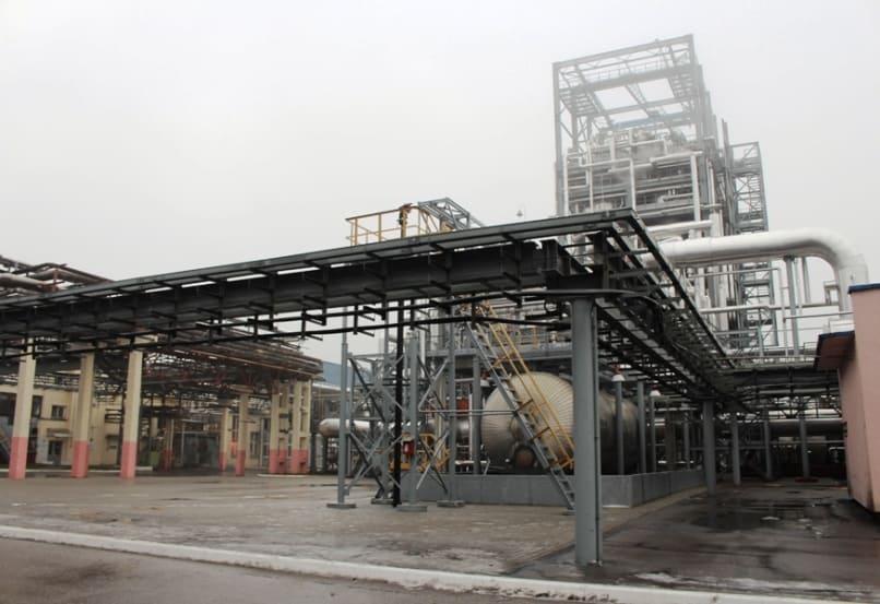 Снижение экспорта из Белорусии ангидрида фталевого