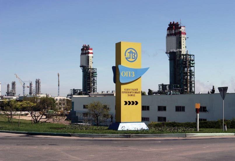 Одесский припортовый завод – рекордные отгрузки химической продукции