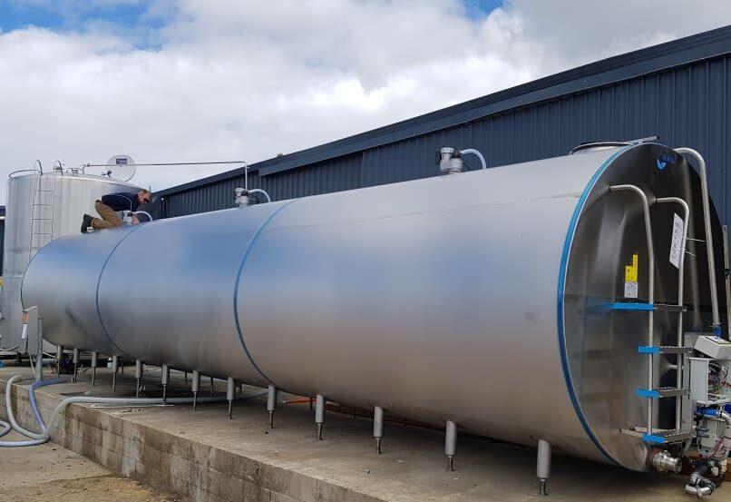 Реагенты для очистки сточных вод в молочной отрасли