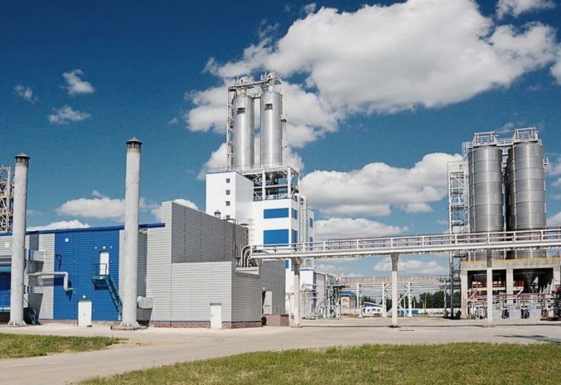 Новый проект производства аммиака и карбамида в Ростовской области