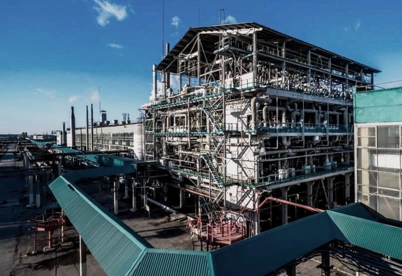 Аналитика производства каучука, серы газовой, резиновых шин по итогам полугодия 2020 г