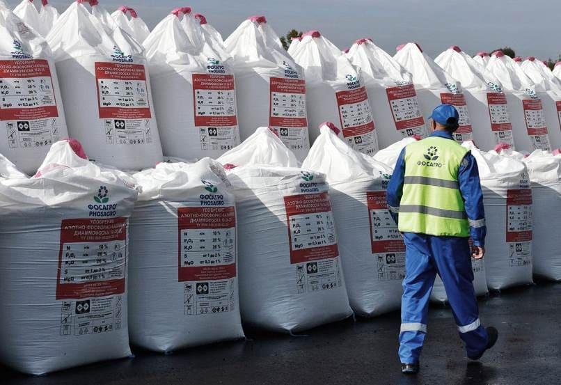 Аналитика – мировой рынок фосфорных удобрений