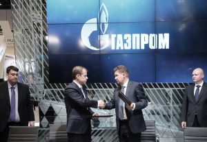 Мегапроект Газпрома - инвестиции Китая