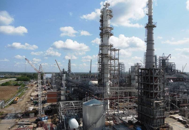 Лукойл – Кстово, крупнейшее производство в РФ