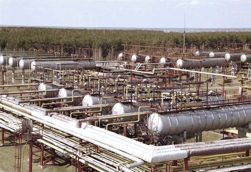 Снижение экспорта ШФЛУ в Беларусь