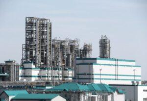 Глобальные проекты в России - производство полимеров