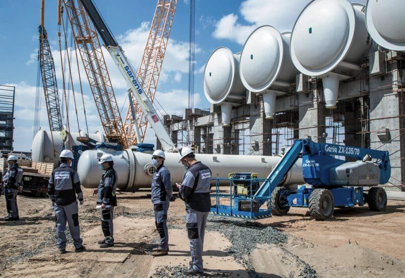 Национальный проект нефтегазохимии в Казахстане