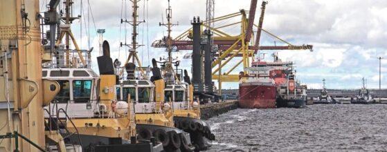 Белоруссия - экспорт грузов через российские порты