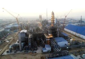 Узбекистан - модернизация химпрома
