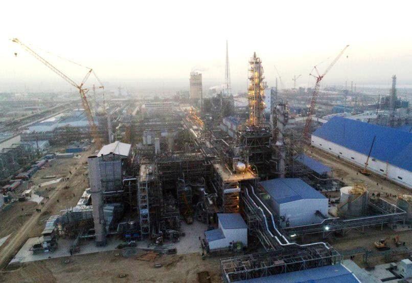 Узбекистан – модернизация химпрома