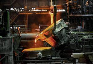 Завод карбидов и ферросплавов в Коми