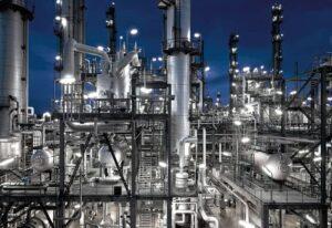 Развитие химической отрасли в России