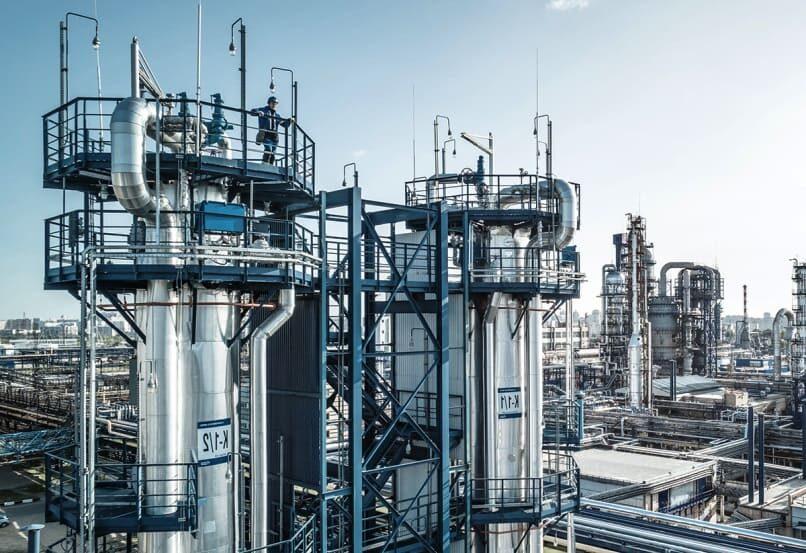Рост производства нефтегазохимической продукции